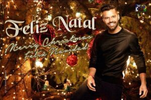 "Ricky Martin estará en la película ""Jingle Jangle : A Christmas Journey"""
