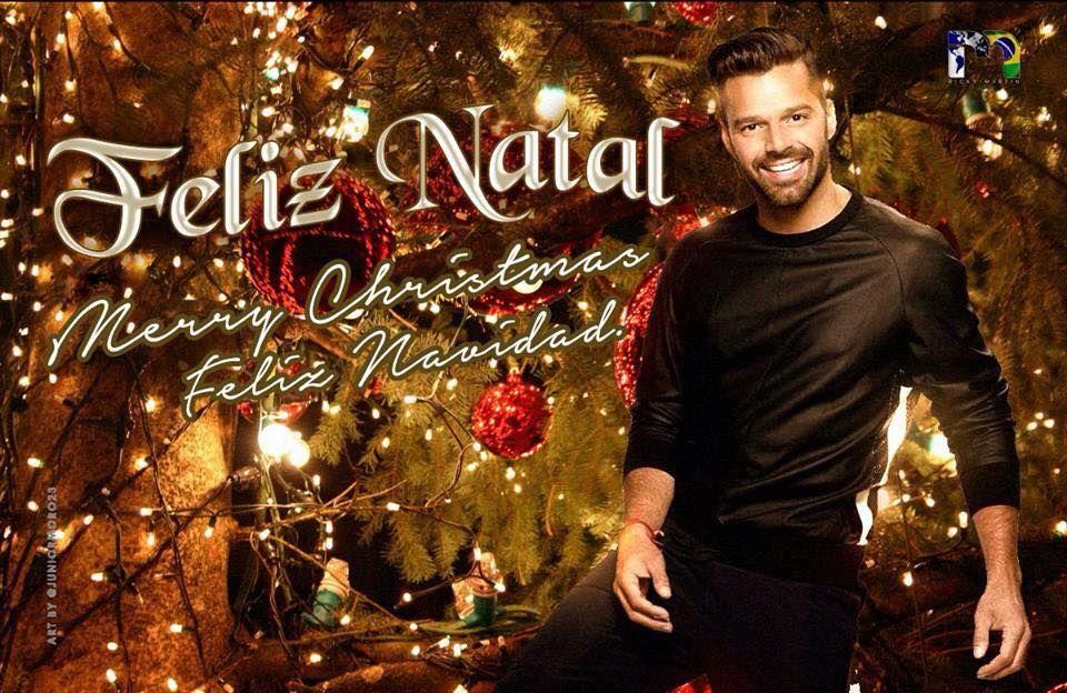 """Ricky Martin estará en la película """"Jingle Jangle : A Christmas Journey"""""""