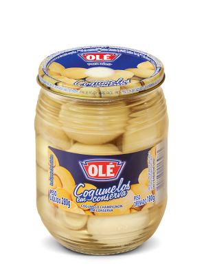 Los champiñones Olé, llegan para conquistar tu mesa