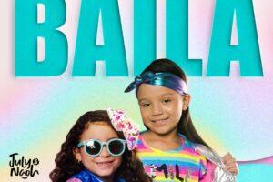 «Baila» con la alegría de July & Naoh