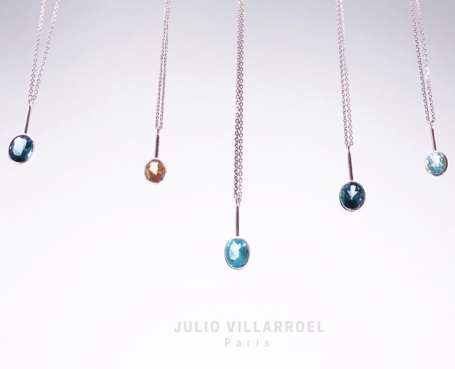 Julio Villarroel triunfa en Paris gracias al lanzamiento de su línea de joyas