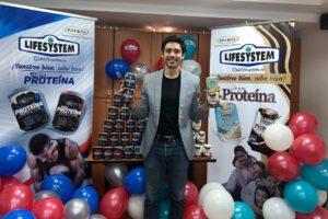 Nuevas proteínas Lifesystem de Intervit llegan al mercado venezolano en compañía de Leo Aldana