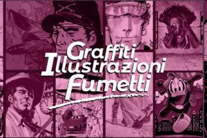 El italiano entre la palabra y la imagen: graffiti, ilustraciones, cómics