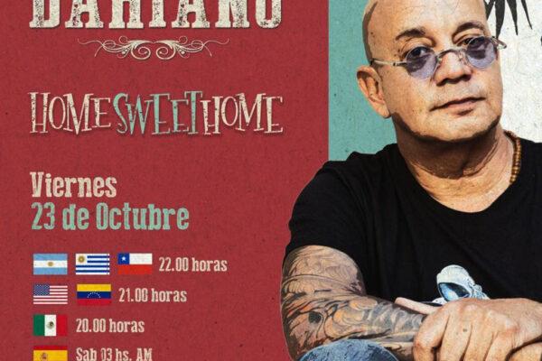 «Bahiano» regresa vía streaming por primera vez.