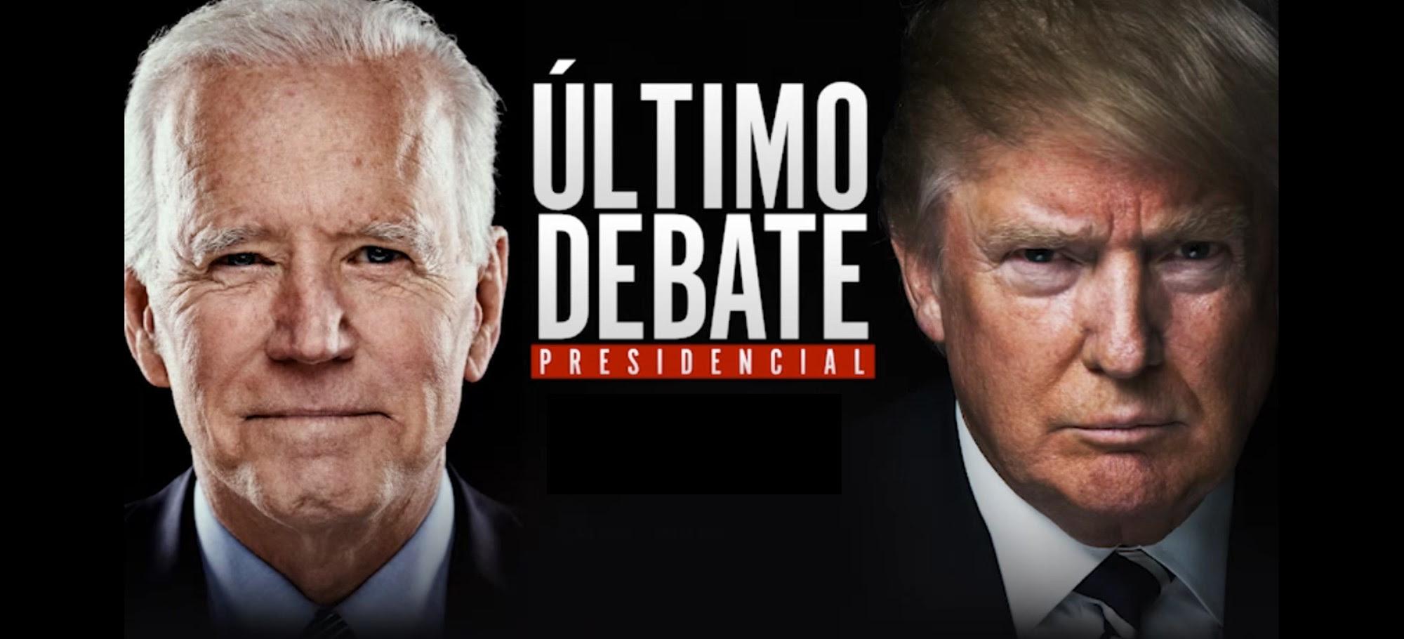 CNN en Español transmite esta noche en vivo debate presidencial de Estados Unidos