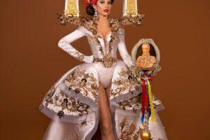Stephany Zreik ganó retos de Miss Earth