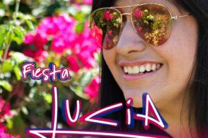 """Lucía Valentina:  """" 'Fiesta' es mi canto al optimismo"""""""
