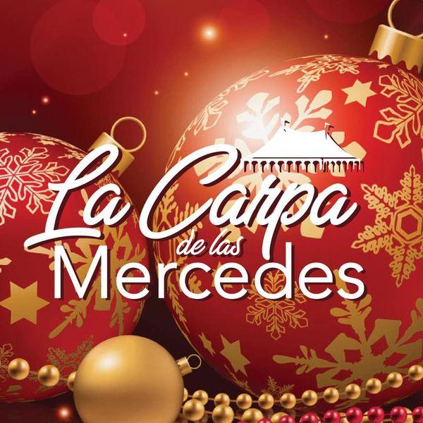 Disfruta de la época más bonita del año en La Carpa de Navidad de las Mercedes