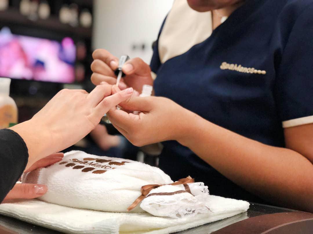 """SPAMANOS, El Negocio que ofrece """"Belleza en sus manos, calidad en sus pies"""""""