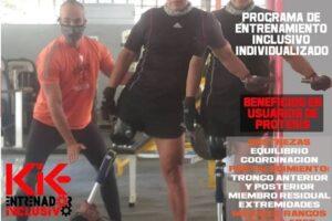 En el Día Internacional de la Discapacidad, Segunda Pasarela Fitness Inclusiva y Entrenamientos Unificados