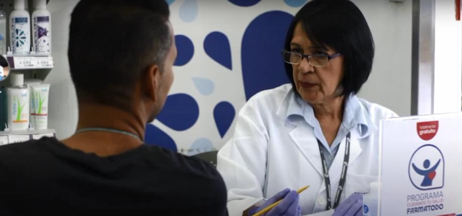 Farmatodo ratifica su compromiso a través del programa Cuidamos Tu Salud en el marco del Día Mundial de la Diabetes