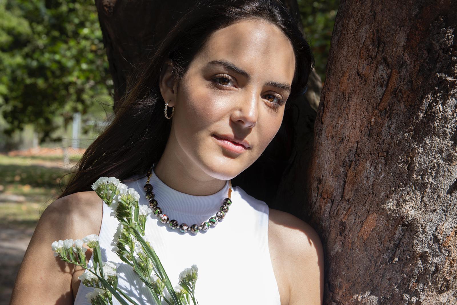 La diseñadora venezolana Sabrina González  crea colección para Jenny On The Go