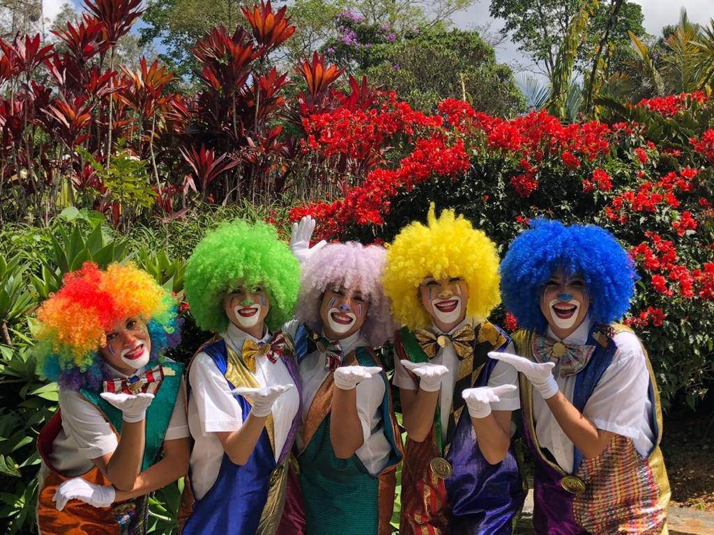 NP.- Las Payasitas NifuNifa Venezuela invitan a los niños a cuidar el planeta en nuevo tema