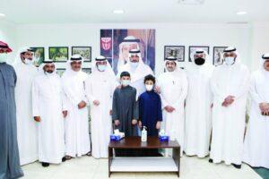 Al-Nasr SC inaugura el Complejo Deportivo  Sheikh Abdullah Al-Sabah en Kuwait