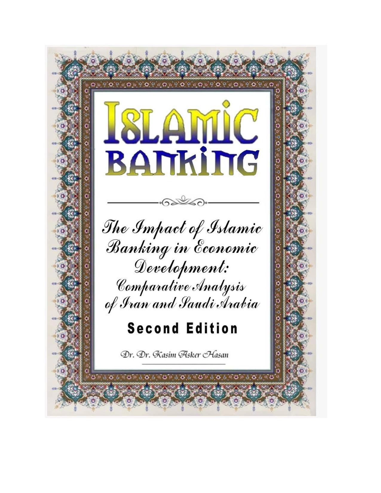 BANCA ISLÁMICA, del Embajador Kasim Asker Hasan, Segunda Edición Inglés disponible de manera gratuita