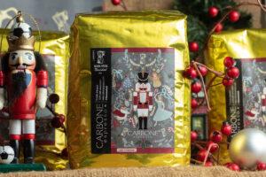 Carbone Espresso se viste de Navidad