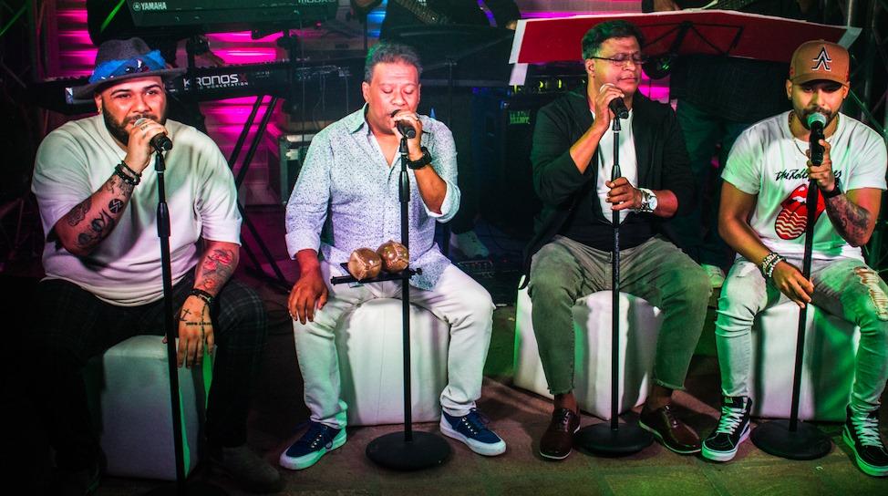 Wilmer Lozano rememora sus éxitos en íntimo