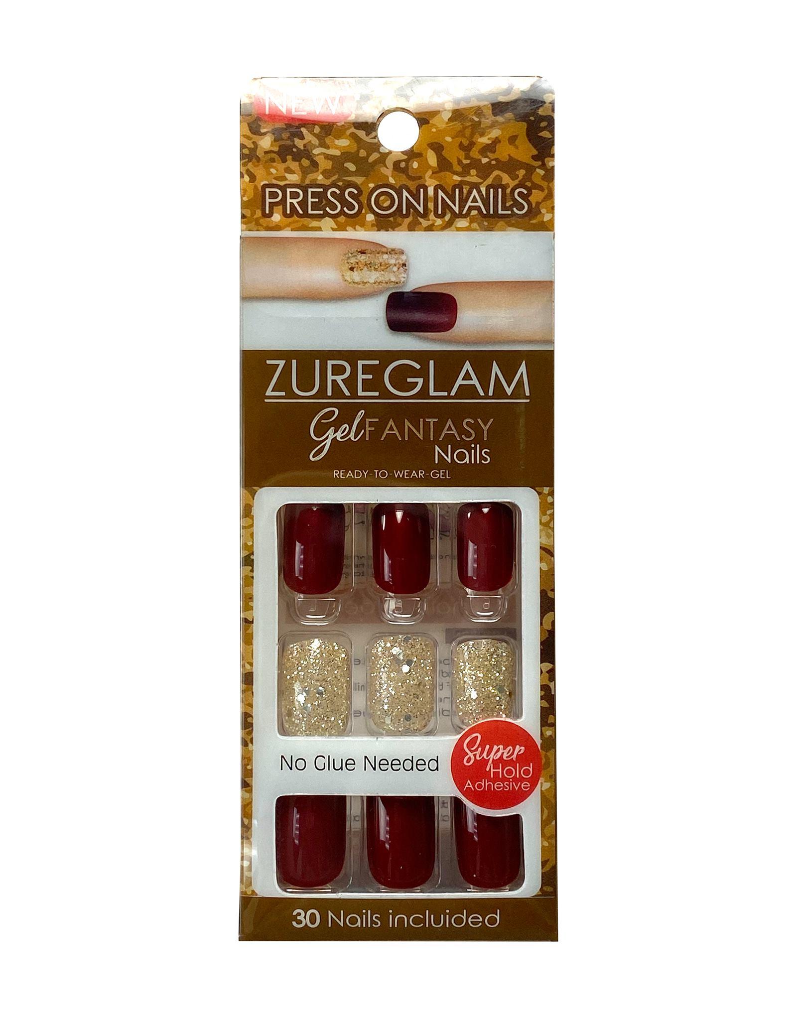 Descubre lo último en tendencias; las nuevas uñas postizas adhesivas de Zure Glam