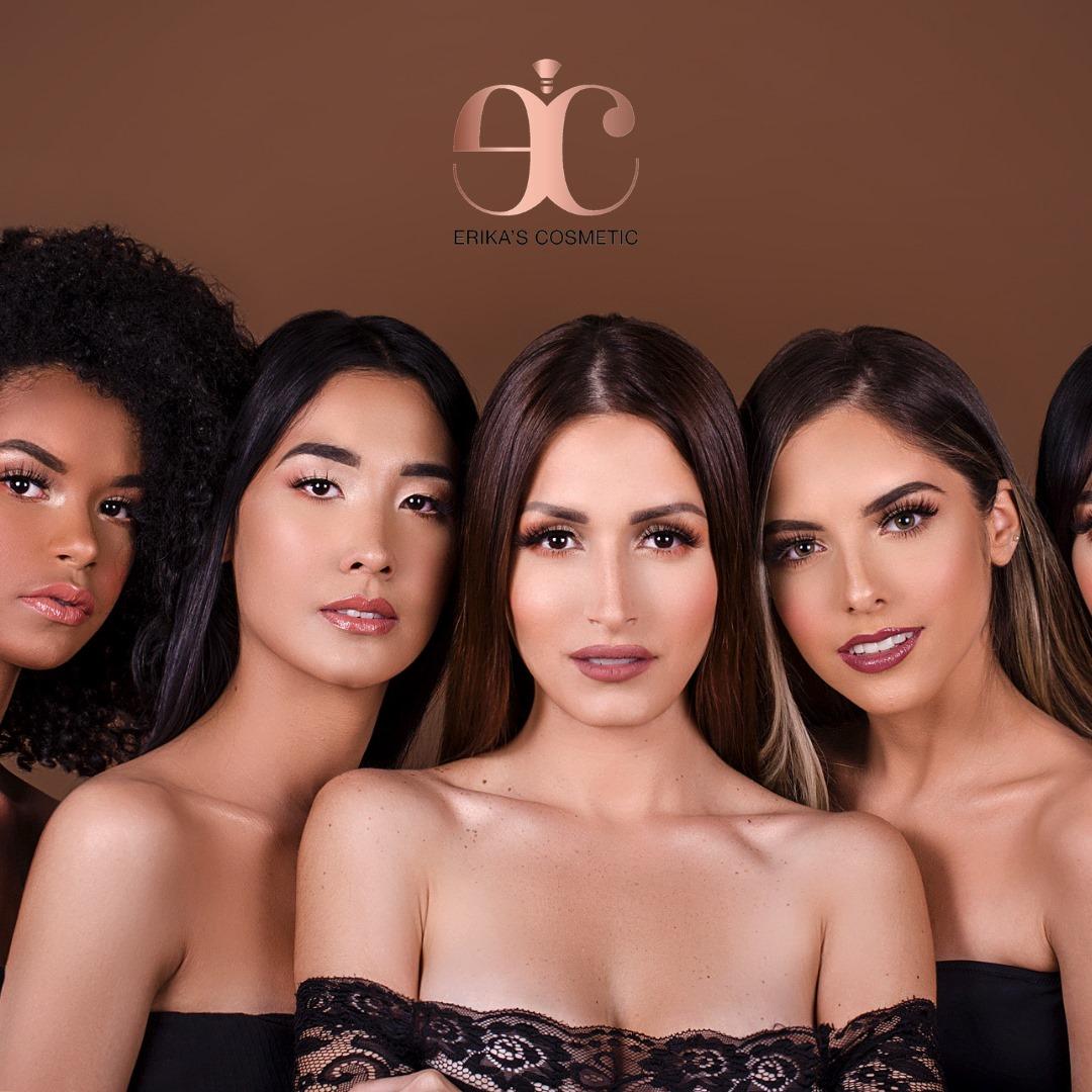 Erika's Cosmetic, una linea de maquillaje que marca la diferencia