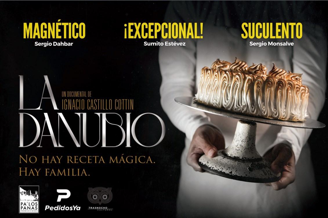 """PedidosYa invita a la proyección del documental """"La Danubio"""""""
