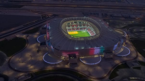 Qatar 2022: se inauguró el Ahmad bin Ali, el cuarto estadio para el próximo Mundial
