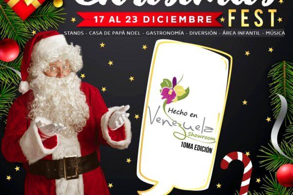 LA MAGIA DE LA NAVIDAD LLEGA AL CCCT CON CHRISTMAS FEST