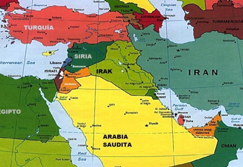 El Oriente Medio en el contexto monetario internacional