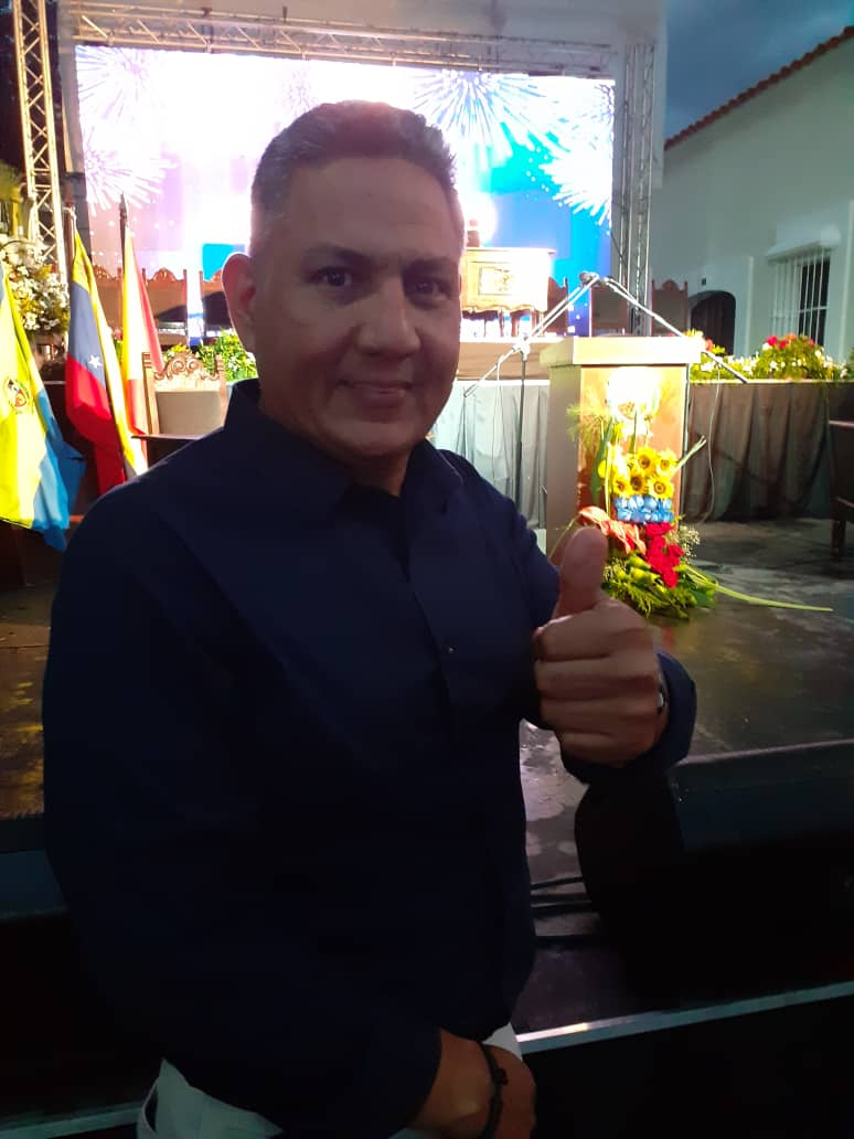 RONAL RUBIO: APUESTA POR VENEZUELA Y SU GENTE