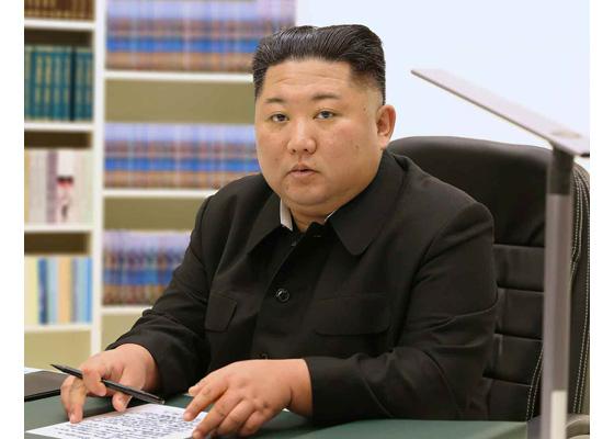 Máximo Dirigente Kim Jong Un envía mensaje autógrafo a todo el pueblo