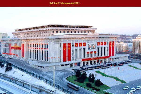 Ⅷ Congreso del Partido del Trabajo de Corea