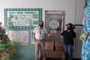 Inversiones Goa e Isola Foods, Comprometidos con la acción social