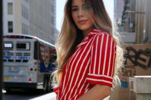 Los paisajes de Maracaibo y Miami inspiran a la diseñadora Melanie Borjas