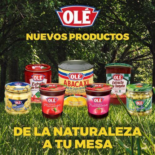 Olé Foods presentó un año de solidez y crecimiento de su portafolio de productos durante el 2020