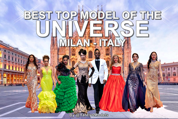 Do you want to be the next Best Top Model of the Universe?