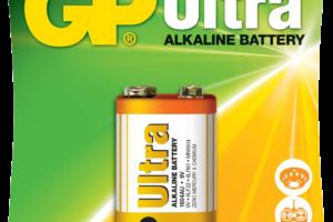 PILAS ULTRA ALCALINAS DE GP BATTERIES.  Energía duradera en todo momento