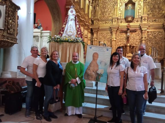 Sierva de Dios  María Esperanza Medrano de Bianchini,  un ejemplo digno a seguir