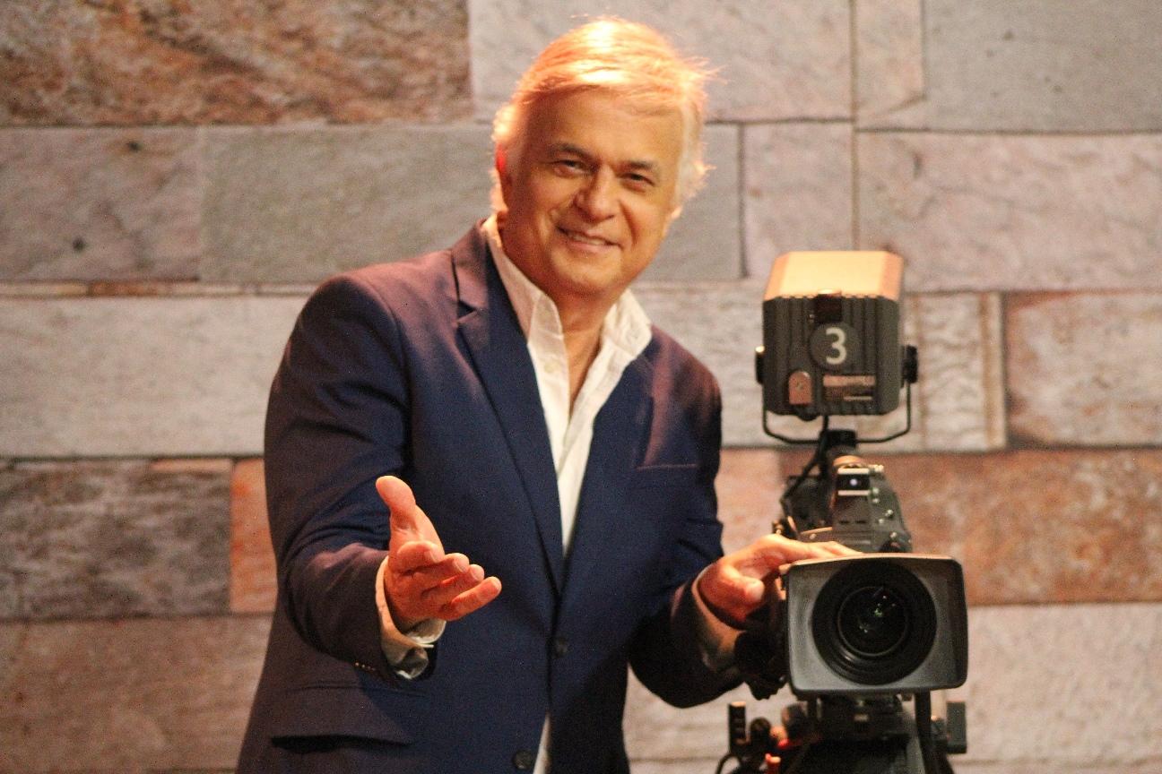 Gustavo Pierral regresa a la TV por Canal i