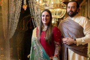 Se casaron Bakhtawar Bhutto Zardari y Mahmood Choudhry en Karachi, Paquistán