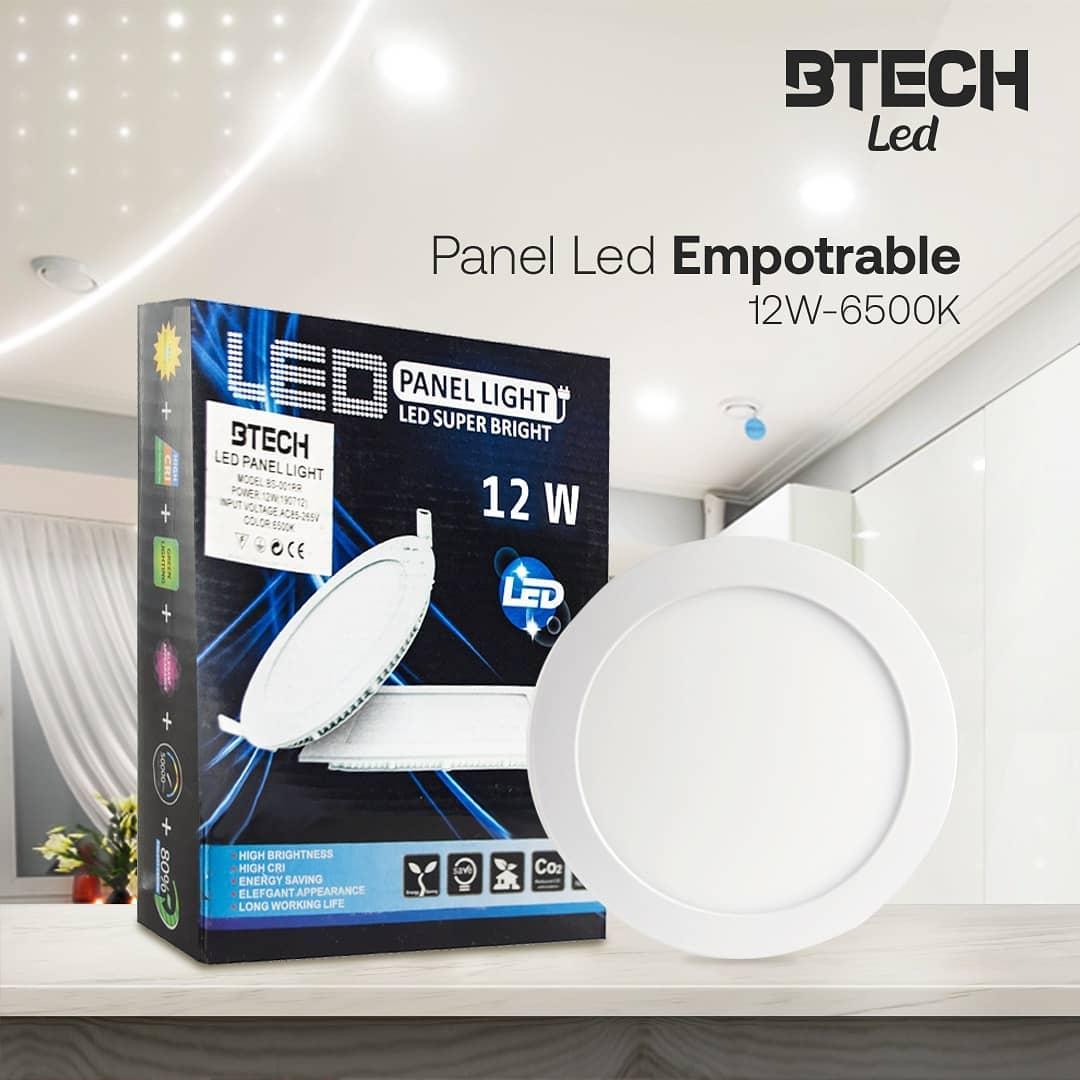 Decora tus espacios con BTECH LED y su iluminación empotrable
