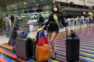 Venezuela parte rumbo a la segunda corona del Miss Grand International