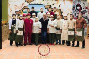El Líbano presente en Margarita con la Chef Marysol Akil