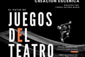 """En la Sala Cabrujas se dictará el taller """"El patio de juegos del teatro"""""""