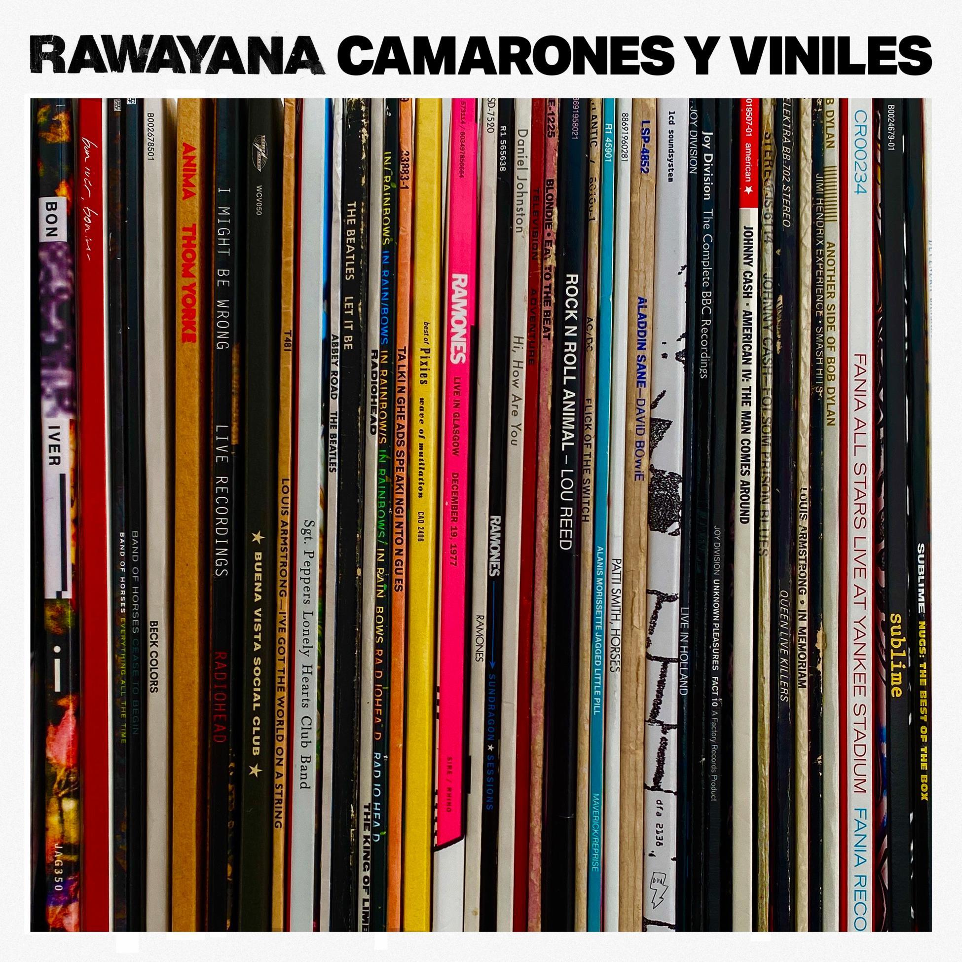 """Rawayana presenta su nuevo himno Hípster """"Camarones y Viniles"""""""