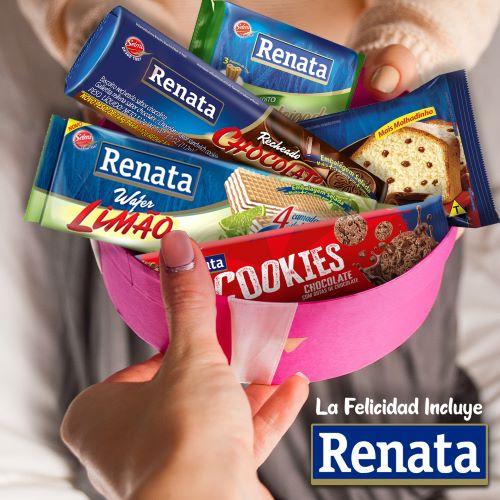 Endulza tu paladar en el mes del amor y la amistad con la línea de productos Renata