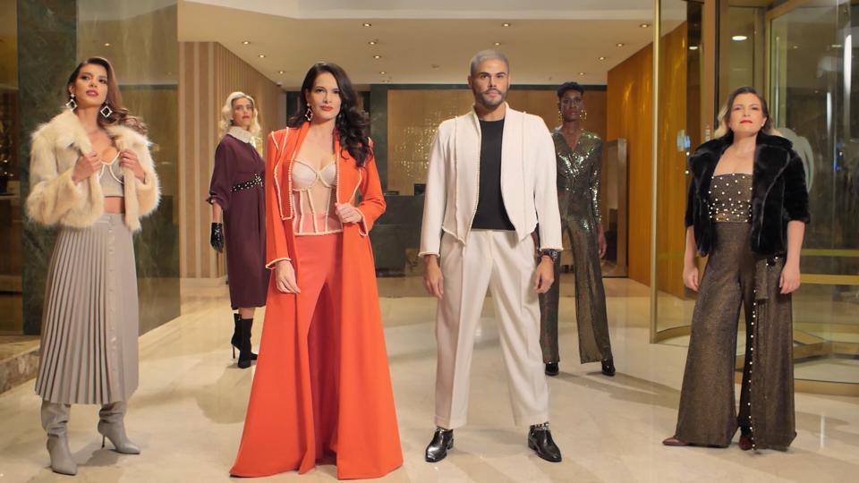 Prince Julio César apostó por la inclusión en New York Fashion Week 2021
