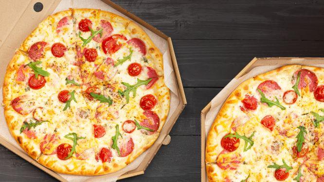 La Pizza ocupa el Top 1 de comidas en PedidosYa Venezuela