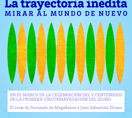 """En conmemoración de los 500 años de la primera vuelta al mundo, Embajada de España en Venezuela presenta el concurso de arte contemporáneo """"La trayectoria inédita / Mirar al mundo de nuevo"""""""