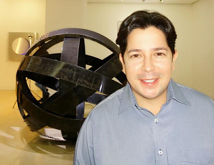 Jim Andrade: el galerista venezolano apasionado al arte moderno Recibidos