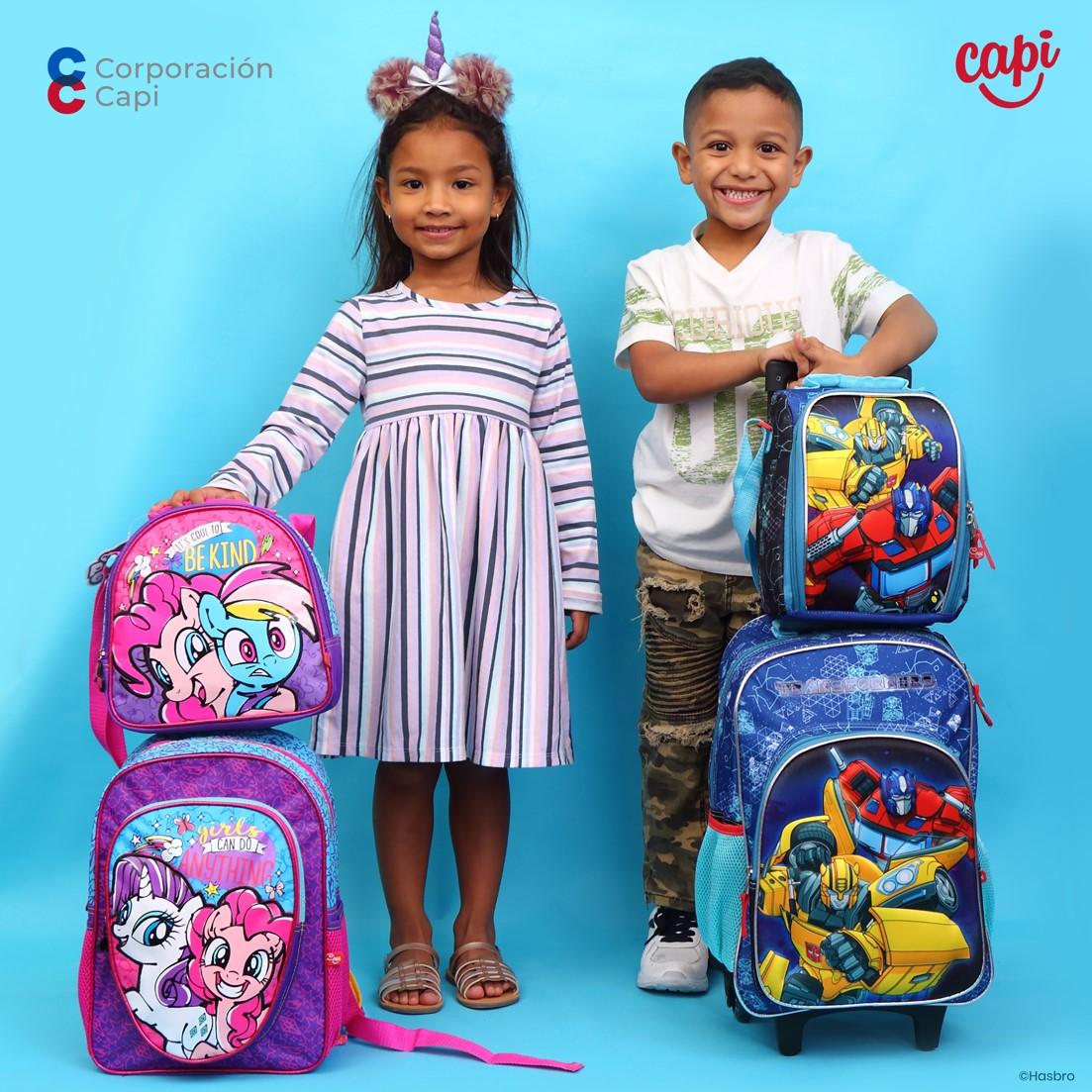 Corporación Capi® soluciones genuinas adaptadas a las necesidades del mercado