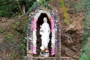 La Santísima Virgen de Betania se hizo visible a 150 personas